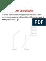 Concreto II - Muros de Contencion