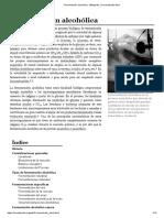 Fermentación Alcohólica - Wikipedia, La Enciclopedia Libre