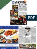 Kuta Weekly - Edition 660 Bali's Premier Newspaper