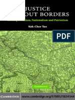 (Contemporary Political Theory) Kok-Chor Tan-Justice without Borders_ Cosmopolitanism, Nationalism, and Patriotism -Cambridge University Press (2004).pdf