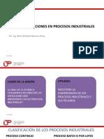 2.Tipos de Operaciones Industriales