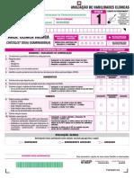 Estacao 01 - Checklist Do(a) Examinador(a)