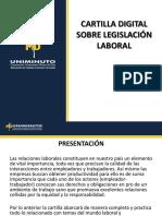 Cartilla Digital Sobre Legislacion Laboral.