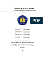 Classroom Action Research Fix