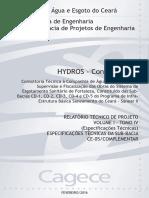 Amplicação de Rede Coletora de Esgoto Fortaleza