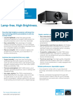 Projector Spec 7760