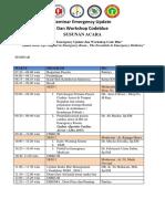 Jadwal Acara Seminar Dan Ws