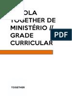 Escola Together de Ministério