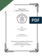 Hakikat Evaluasi revisi