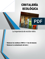 CRISTALERÍA ECOLÓGICA.pptx