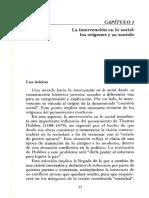 La Intervención en Lo Social, Alfredo Carballeda [Pag 20 - 39]