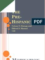 Pre Spanish Period Buraga Manuel
