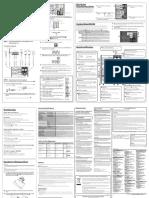 MG06 Manual