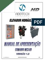 Manual MCX HD - Apresentação - Rev 1.0