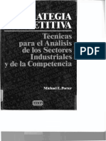 Lectura - Estrategia Competitiva