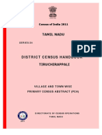 Census 2011 Trichy