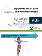 Lesiones Deportivas y Su Intervención