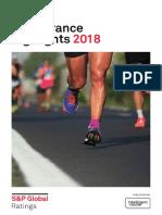 Global Reinsurance Highlights 2018