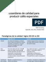 Manuel Diaz Estandares Calidad Cafe Especial