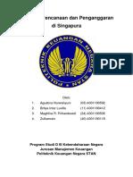Proses Perencanaan Dan Penganggaran Di Singapura