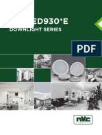 39:NDLLED930 Slim Downlight Leaflet FV