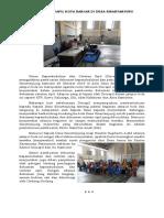 Layanan Discapil Kota Banjar Di Desa Sinartanjung