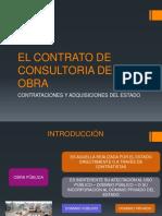 Contrato de Consultoria de Obra
