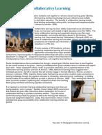 TL Pedagogies Collaborative Learning 0