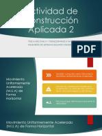 Actividad de Construcción Aplicada 2