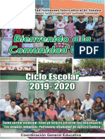 Manual Modelo Educativo 2019-2020