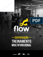 Apostila Flow Training