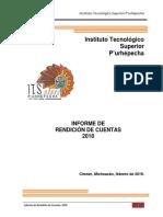 Rendicion Cuentas ITSP2018 Final