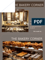 bakery project