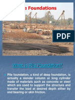 Pile Foundations 14-10-19