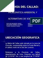 Bahia Del Callao Problematica Ambiental y Alternativas de So