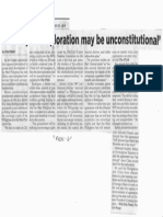 Philippine Star, Oct. 30, 2019, WPS joint exploration may be unconstitutional.pdf