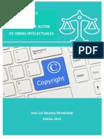 Derecho de Autor de Obras Intelectuales