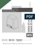 manual motor BTF