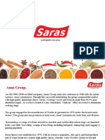 Saras Food Products