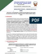 05 Informe de Liquidación Amp. AP. Isla Santa Rosa... Ok