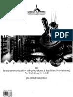 MSCTelecommunicationRequirement