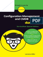 Configuration Management & CMDB for Dummies