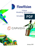 FlowVision CFD - Unique Technologies and Capabilities [Brochure]-Min
