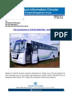 12 M FE Bus 205 HP