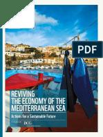 170927 Rapport Reviving Mediterranean Sea Economy