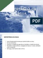 Unidade 3_Importância da água e formas de preservaçaoii