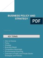 Lecture 1- Business Policy and Strategy-Intro and Key Terms.pptx