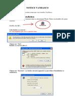 Pack Van Basco _ notice + logiciel