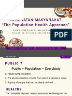 Sesi 2 - Population Health Approach