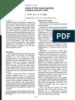 Comparison of Shoe Insole Materials in Pressure Relief - Copy